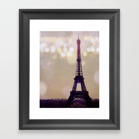 Lumiere Framed Art Print