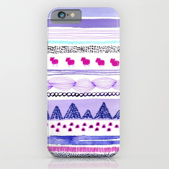 Pattern / Nr. 6 iPhone & iPod Case