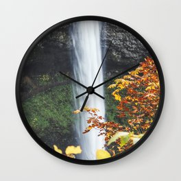 Life's Short Wall Clock