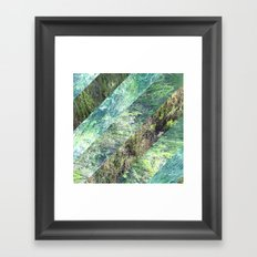 Super Natural No.3 Framed Art Print