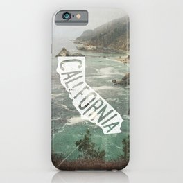 California iPhone Case