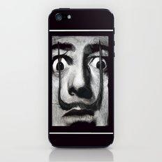 I am drugs ( Salvador Dali ) iPhone & iPod Skin