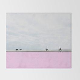 Equus Throw Blanket