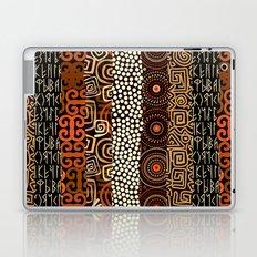 Geometric African Pattern Laptop & iPad Skin