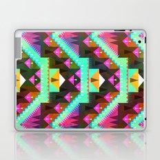 Aztec Mountain Laptop & iPad Skin