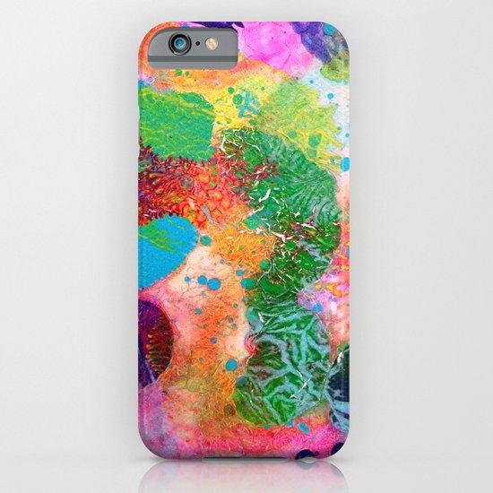 Blanket Detail III iPhone & iPod Case