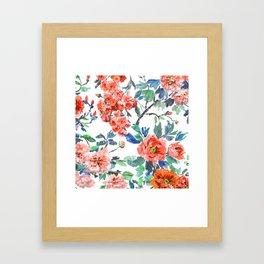 FLORAL - 18118/1 Framed Art Print