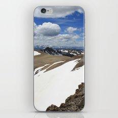Mt Democrat iPhone & iPod Skin