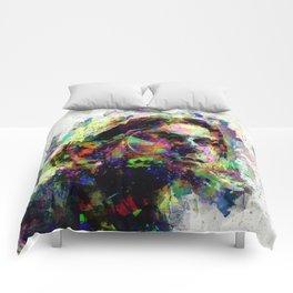 KurtCobain painting Comforters