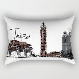 Taipei Rectangular Pillow