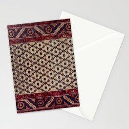 magenta persian carpet  Stationery Cards