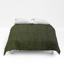 Rural Corn Fields Comforters