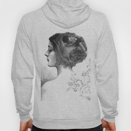 Requiro - pencil drawing Hoody