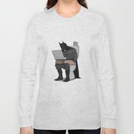 BATROOM Long Sleeve T-shirt