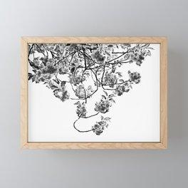Under The Flowering Tree Framed Mini Art Print