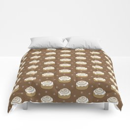 Cinnamon Bun Comforters