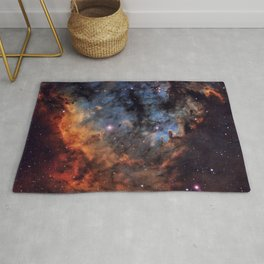 The Devil Nebula Rug