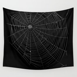 Spiders Web Wall Tapestry