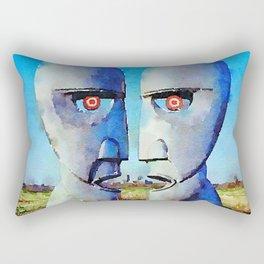 Two faces Rectangular Pillow