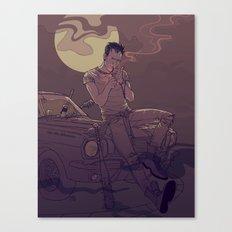 Ripper Canvas Print