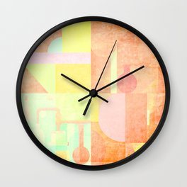 the meal of future Wall Clock