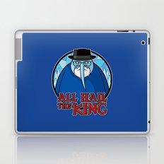 The King of Ice Laptop & iPad Skin