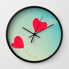 (Don't) Skip a Beat Wall Clock
