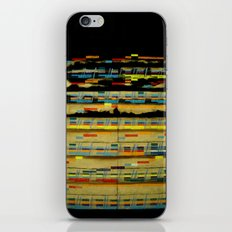 Jazz Head: Straight, No Chaser  iPhone & iPod Skin