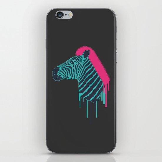 Zebra's Not Dead iPhone & iPod Skin