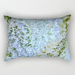 Blanket of Trichomes Rectangular Pillow