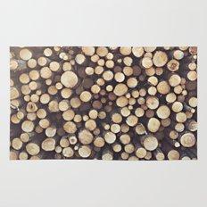 If I wood, wood you? Rug
