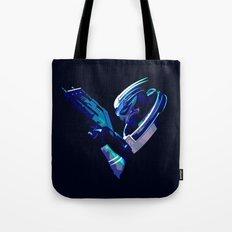 Mass Effect: Garrus Vakarian Tote Bag