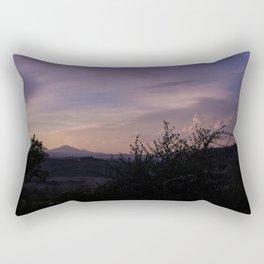 Umbrian Hills Rectangular Pillow