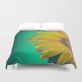 Sunflower vintage Duvet Cover
