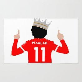 Mo Salah v5 Rug