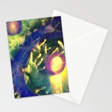 Reach Out And Touch Faith Stationery Cards