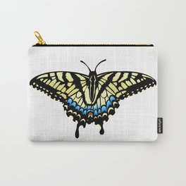 Swallowtail Tiger Butterfly Carry-All Pouch