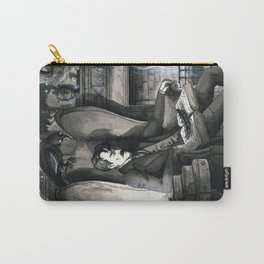 The Raven (version2) Carry-All Pouch
