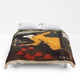 Vintage poster - Vitctoria Arduino Comforters