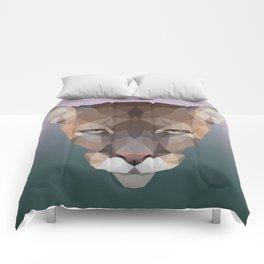Polygon Puma Comforters