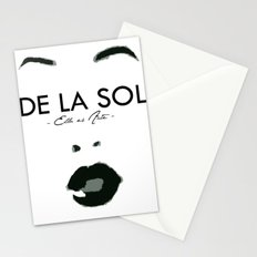 SOL SUPPORT TEE Stationery Cards