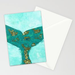 A Mermaid Tail I Stationery Cards