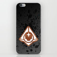 Halo - Fireteam Osiris iPhone & iPod Skin