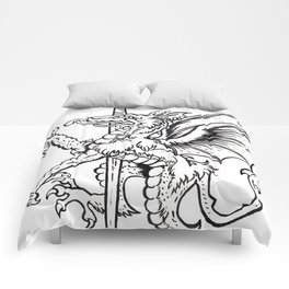 Logres Dragon Comforters