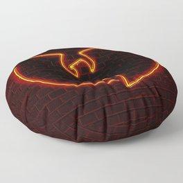 Wu Tang Neon Floor Pillow