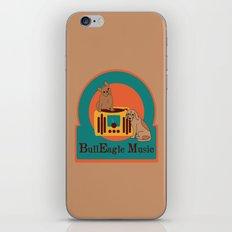 BullEagle Music iPhone & iPod Skin