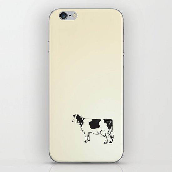 Poor Cow. iPhone & iPod Skin