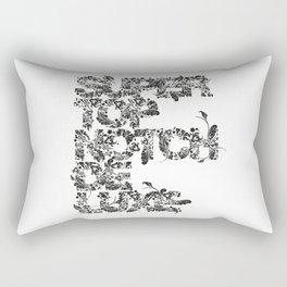 Super Top Notch De Luxe Rectangular Pillow