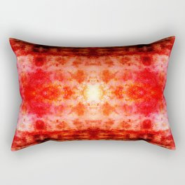 Project 59.47 - Abstract Photomontage Rectangular Pillow