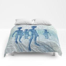 Alien Watchers Comforters